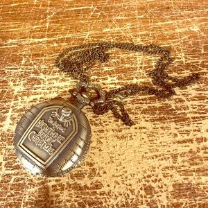 The Nightmare Before Christmas Pendant Pocketwatch